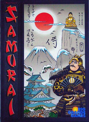 Toys & Games Modern Manufacture Samurai Juego De Mesa